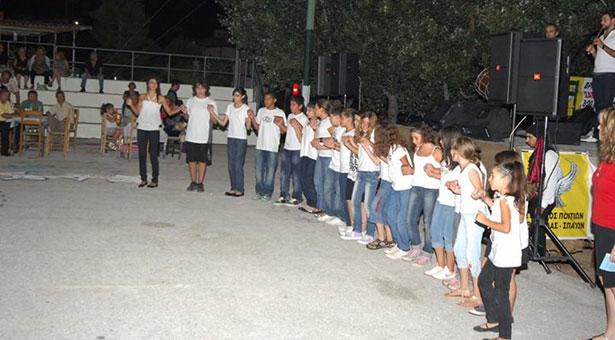 Σύλλογος Ποντίων Αρτέμιδας - Σπάτων: Ξεκινούν τα μαθήματα ποντιακών χορών!