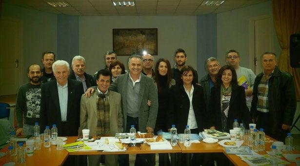 Οργάνωση και καλύτερη ενημέρωση των μελών από τον Σ.Πο.Σ. Κεντρικής Μακεδονίας και Θεσσαλίας