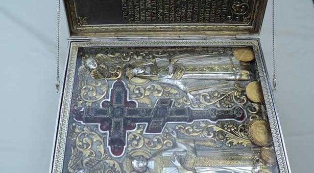 Στις Σέρρες ο Τίμιος Σταυρός από την Παναγία Σουμελά