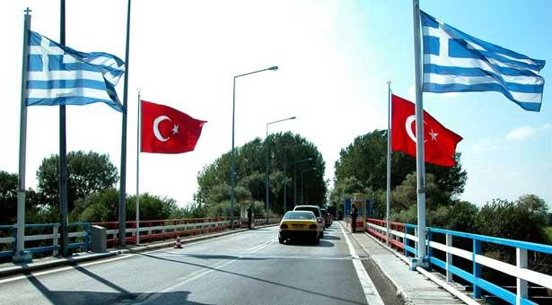 ΕΛ.ΑΣ: Απαγόρευσαν σε Τούρκους να περάσουν τα Ελληνοτουρκικά σύνορα