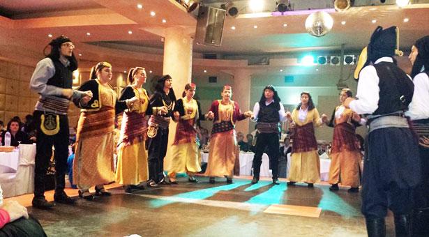 Με πολύ κέφι ο ετήσιος χορός του Σωματείου Παναγία Σουμελά Θέρμης