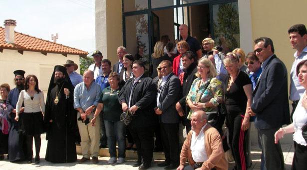 Οι Αυστραλοί βουλευτές γνώρισαν την ποντιακή φιλοξενία στο Θρυλόριο