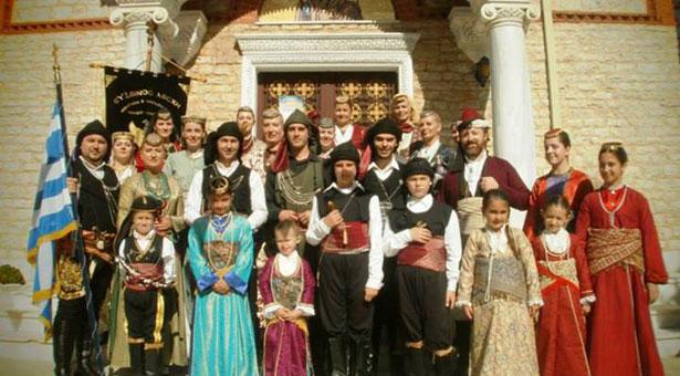 Η Εύξεινος Λέσχη Τρικάλων τίμησε την 28η Οκτωβρίου