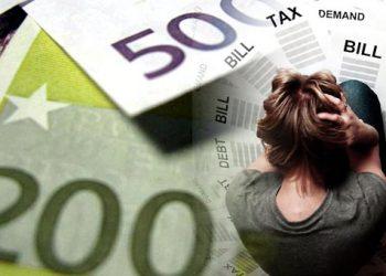 Αλλαγές του νόμου για τα υπερχρεωμένα νοικοκυριά θα ζητήσουν οι τράπεζες