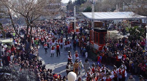 Οι Πόντιοι στο καρναβάλι της Ξάνθης