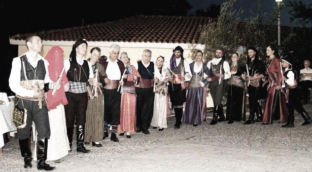 Θήμιγμα: Ποντιακός εθιμοτυπικός χορός του γάμου