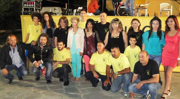 Πλήθος κόσμου στην πρώτη εκδήλωση της Ευξείνου Λέσχης Ν. Χαραυγής Κοζάνης