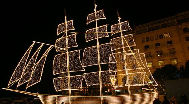 Τι συμβολίζει το Χριστουγεννιάτικο καράβι