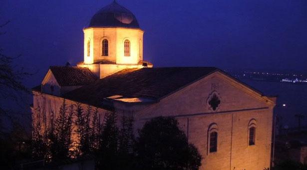 Ο ναός της Υπαπαντής στα Κοτύωρα του Πόντου
