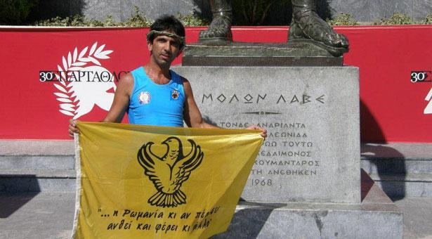 Πανέτοιμος ο Γιώργος Ζαχαριάδης να τρέξει για τον Πόντο στο Σπάρταθλον 2013!