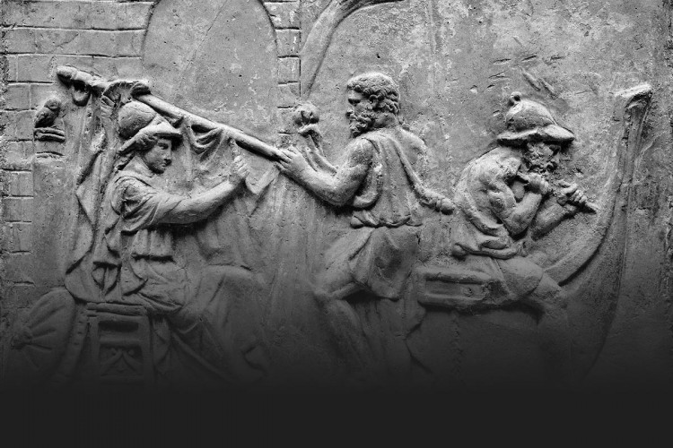 Ο Πόντος στη μυθολογία - Cover Image