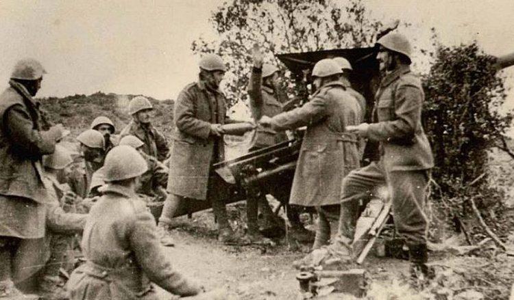 22 Δεκεμβρίου 1940: Ο ελληνικός στρατός απελευθερώνει την Χειμάρρα 2
