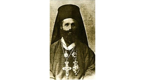 Ο Πόντιος Μητροπολίτης Κορυτσάς Φώτιος Καλπίδης, που δολοφονήθηκε από κομιτατζήδες
