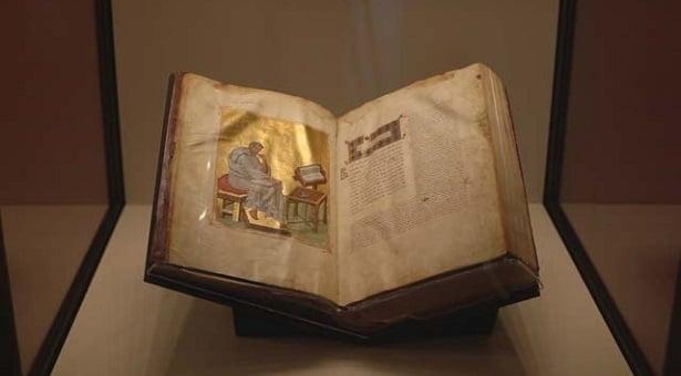 Κλεμμένο βυζαντινό χειρόγραφο επιστρέφει στο Άγιο Όρος