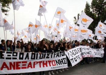 Κύπρος: «βελούδινο διαζύγιο» και λοιπές ύποπτες ανοησίες
