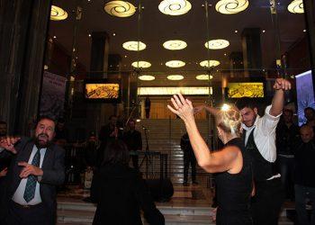 Η συγκίνηση του Λάζου Τερζά στην επίσημη πρώτη του φρέσκου pontos-news.gr
