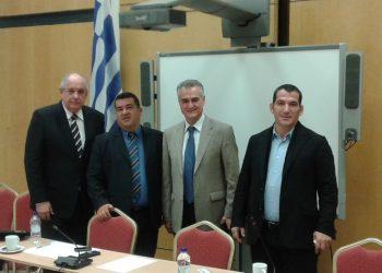 Στην Ελλάδα για επαφές ο πρόεδρος της Παγκόσμιας Διακοινοβουλευτικής Ένωσης Ελληνισμού