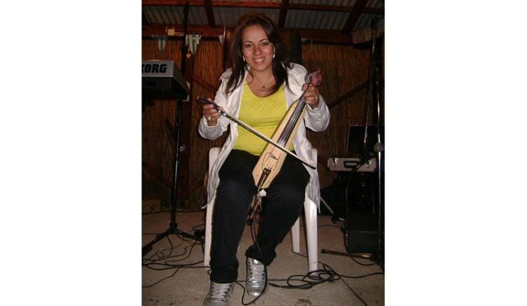 Παρθένα Ευθυμιάδου: Η αυτοδίδακτη Πόντια λυράρισσα