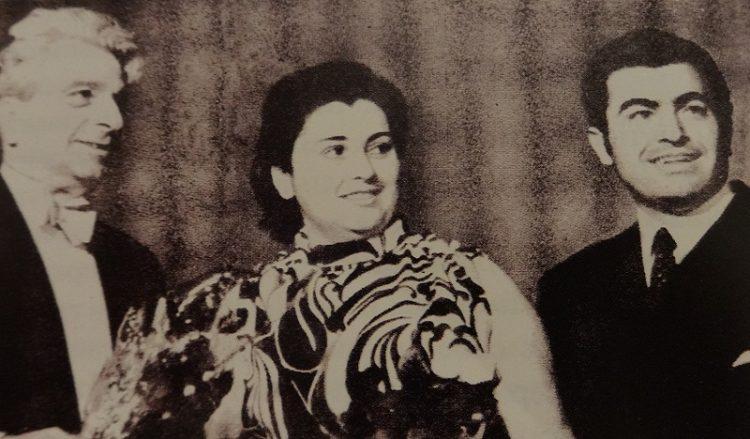 Η Πόντια ντίβα της όπερας Ζοζεφίνα Μπουμπουρίδου