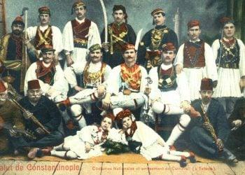 Μπακλαχοράνι, το καρναβάλι των Ρωμιών στην Πόλη