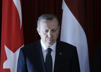 Ο Ερντογάν ηγέτης του Ισλάμ – Όνειρο ήταν και πάει...