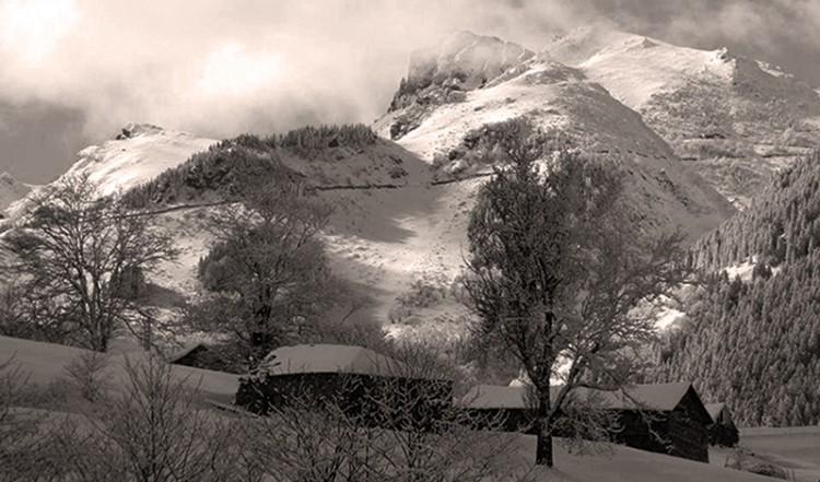 Χειμών 1911: Χιονοστιβάς - Cover Image