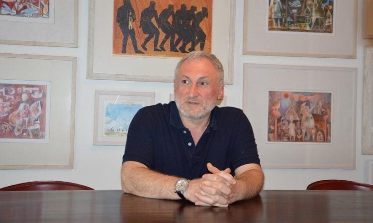 Λεωνίδας Κωνσταντινίδης: Από τα στούντιο της Οδησσού σε γκαλερί της Αθήνας