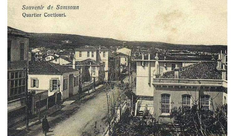 Θέρος 1911: Η χολέρα εν Αμισώ - Cover Image