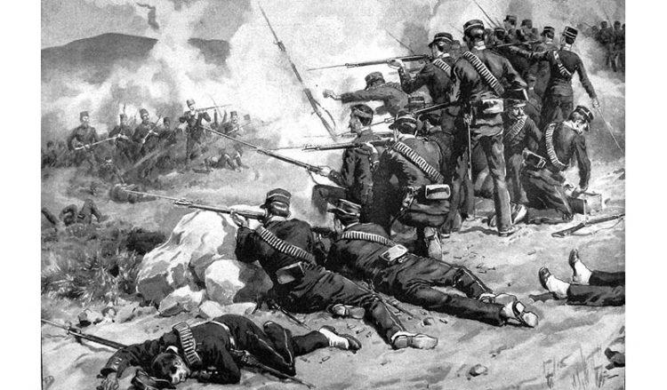 Πόντιος λιποτάκτης του τουρκικού στρατού το 1897 κατέφυγε στον Πειραιά