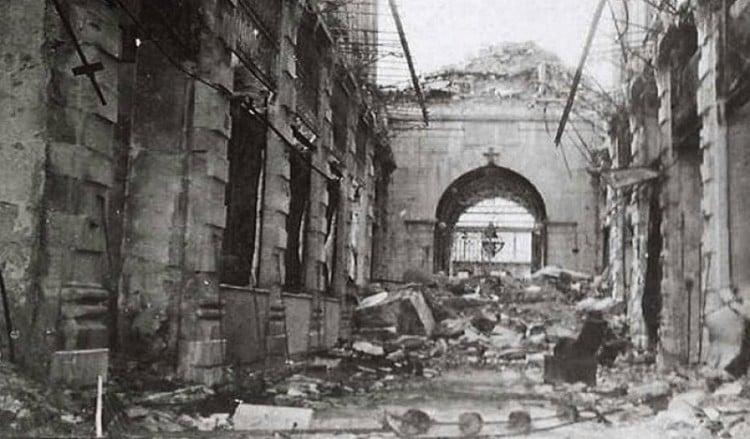 Η εικόνα της Αγίας Φωτεινής στη Σμύρνη μετά τη Μικρασιατική Καταστροφή