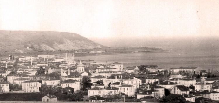 Αμισός, Φθινόπωρον 1920: Εχθρικαί κινήσεις κατά Ποντίων και Αρμενίων - Cover Image