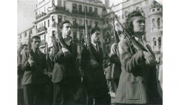 71 χρόνια από την απελευθέρωση της Θεσσαλονίκης από τους Ναζί
