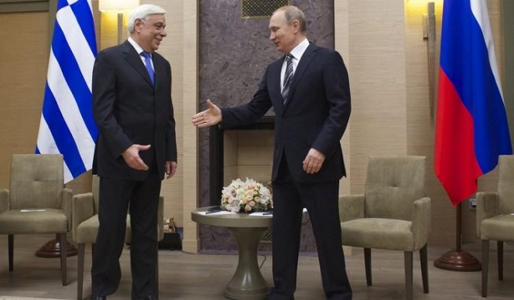 Έτος Ελλάδας-Ρωσίας 2016 με 37 εκδηλώσεις στις δύο χώρες