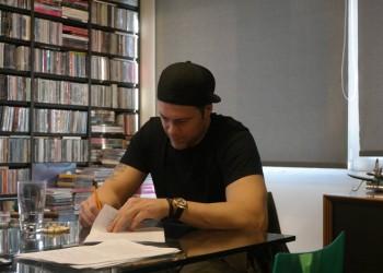 Τι έγραψε ο Χρήστος Χολίδης στο Facebook για το νέο ποντιακό CD του (φωτο)