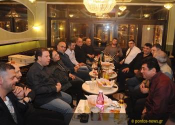 Παρακάθ' στο Καφενείο «Εύξεινον» – Ήχους και εικόνες μοιράζεται το pontos-news.gr (βίντεο, φωτο)