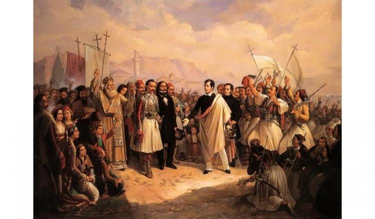 Η Επανάσταση του 1821 και οι πρωτεργάτες του κινήματος φιλελληνισμού στην Ευρώπη