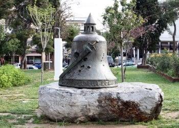 Τελετή στο Μνημείο Γενοκτονίας των Αρμενίων στη Νέα Σμύρνη - Cover Image