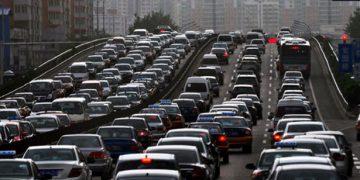 Κυκλοφοριακό χάος στους δρόμους λόγω κινητοποιήσεων