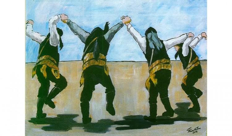 Γιατί 'κί χορεύνε την σέρραν ούλ' οι Πόντιοι; - Cover Image