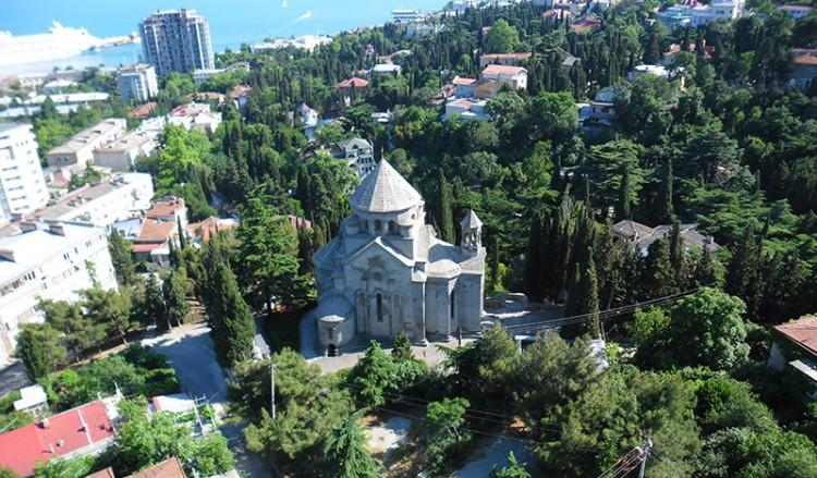Η αρμενική παρουσία στην Κριμαία από τους βυζαντινούς χρόνους