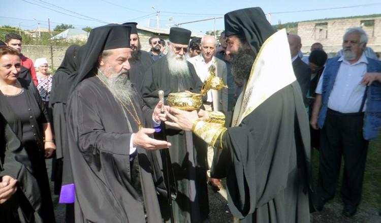 Στην Τσάλκα επέστρεψε ο Άγιος Γεώργιος Καρσλίδης