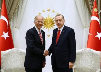 Ο Τζο Μπάιντεν με τον Ρετζέπ Ταγίπ Ερντογάν όταν ο πρώτος ήταν ακόμα αντιπρόεδρος των ΗΠΑ, επί προεδρίας Μπαράκ Ομπάμα (φωτ.: EPA/Ibrahim Donbas)