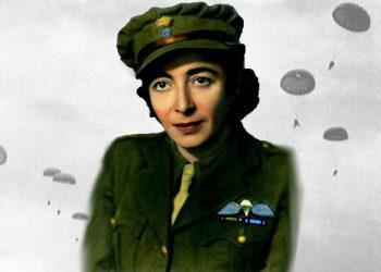 Σόνια Στεφανίδου: Η πρώτη Ελληνίδα αλεξιπτωτίστρια ήταν Πόντια!
