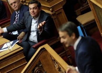 Η Ελλάδα κοιμάται αλλά η τύχη της δεν δουλεύει