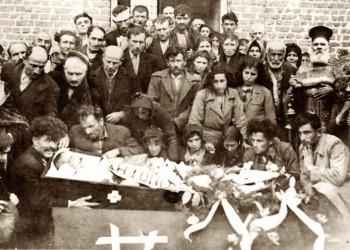 Σαν σήμερα, το 1937, σκοτώθηκε ο Ευκλείδης Κουρτίδης, το παλικάρι της Σάντας