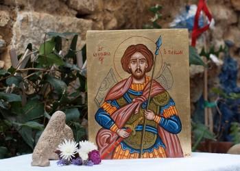 17 Φεβρουαρίου γιορτάζει ο Άγιος Θεόδωρος ο Τήρων, ο άγιος της Αμάσειας