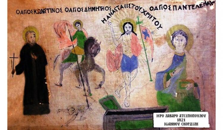 Πώς ξέσπασε η Επανάσταση του '21 στην Κρήτη