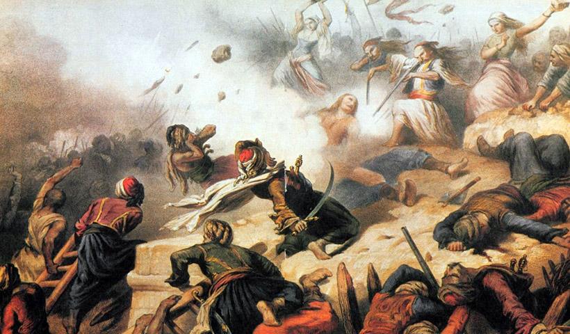 200 χρόνια από την Ελληνική Επανάσταση – Τότε που Ρώσοι ποιητές εξυμνούσαν  τον ξεσηκωμό — pontosnews.gr