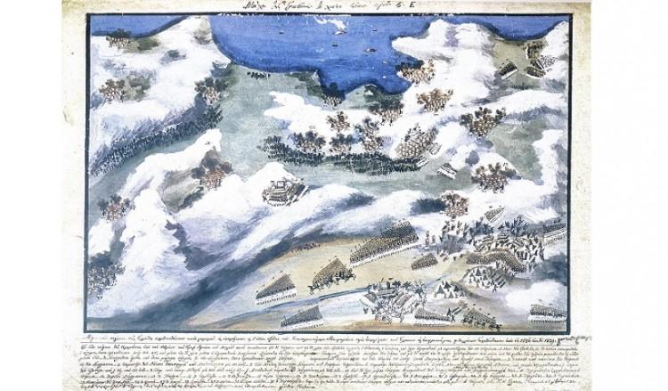 Η μάχη στο Χάνι της Γραβιάς και πώς ανέδειξε τη στρατιωτική ευφυΐα του Ανδρούτσου