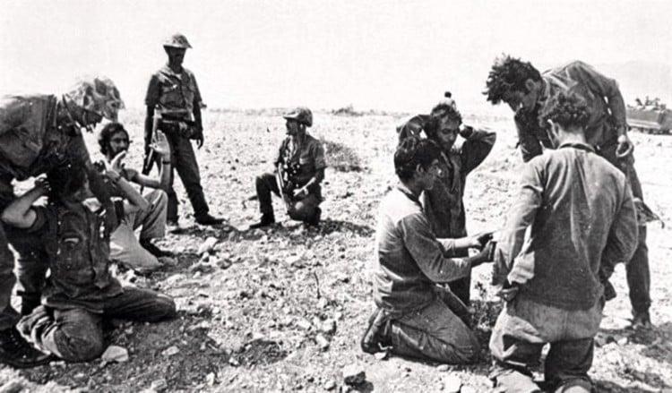 Εικόνα από την εισβολή στην Κύπρο